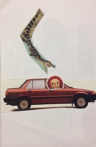 Crocodile Eating Puppet